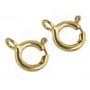 Gold Filled 14kt Spring Ring Round 5.5mm
